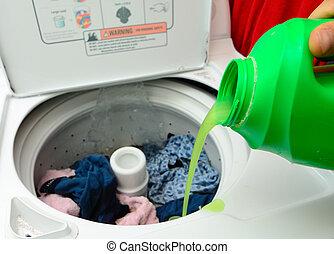 gietend detergens