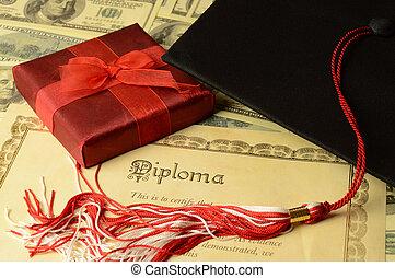 Gift At Graduation