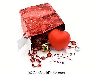 gift bag, presents