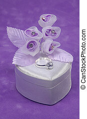 Gift Box and Ring