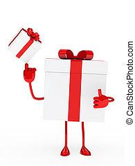 gift box balance