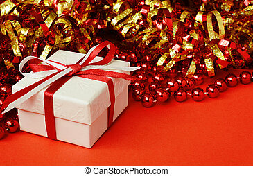 Gift box for holiday