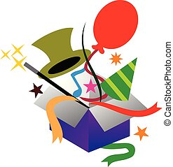 Gift Box Ribbon Anniversary