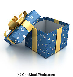 gift boxes over white background - gift boxes over white...