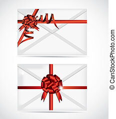 Gift Card illustration set