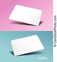 Gift Card placeholder - A gift card template placeholder...
