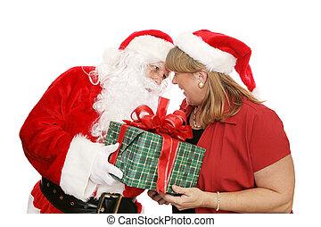 Gift For Mrs Santa