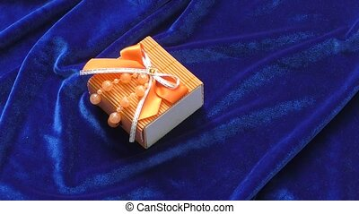 Gift in a box