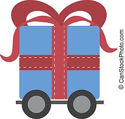 Gift on Wheels
