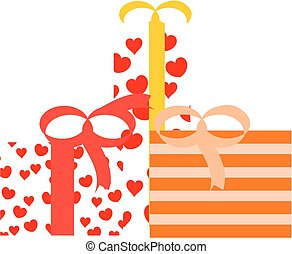 Gift packs - Gift boxes for special occasion.