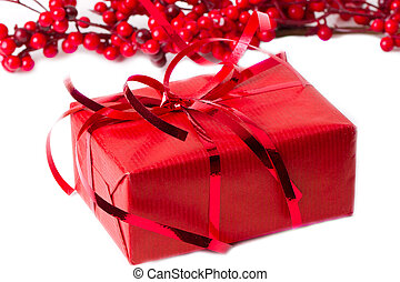 Gift red box