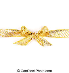 Gift ribbon with bow