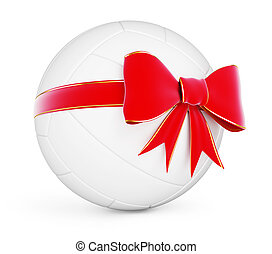 gift volleyball ball