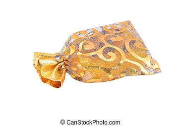 Gift with handmade soap