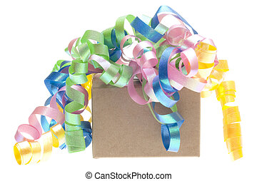Gift with Large Bow