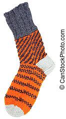 gift woolen sock of the handjob binding
