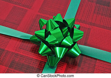 Gift Wrapped - Gift in wrapping paper and bow