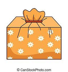 giftbox, パッキング, 中国語, 花
