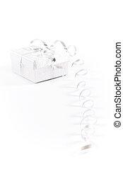 Giftbox with ribbon
