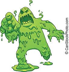 giftig, monster