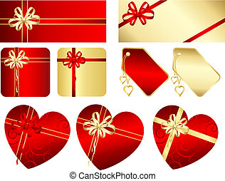 Gifts and labels