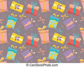 Gifts Background