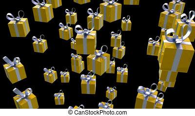 Gifts - Digital animation