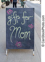Gifts for Mom Sign