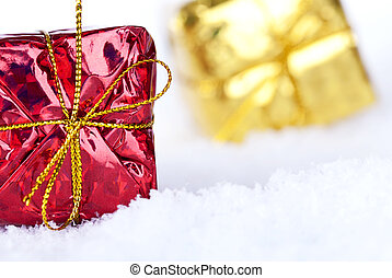 Gifts in the Snow