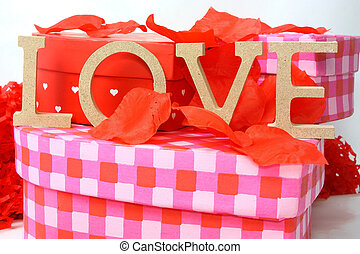 Gifts of love for valentines
