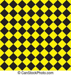 Gigantic chess background seamless diamond like