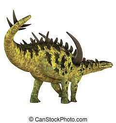 Gigantspinosaurus Dinosaur Tail