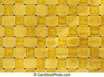 gilt - golden pattern