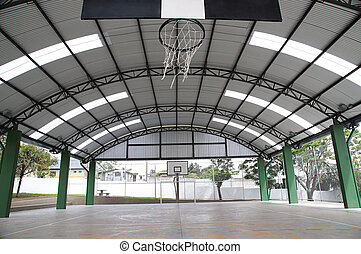 gimnasio, deportes de interior