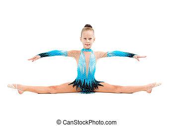 gimnastyka, figury
