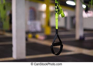 ginásio, crucifixos, condicão física
