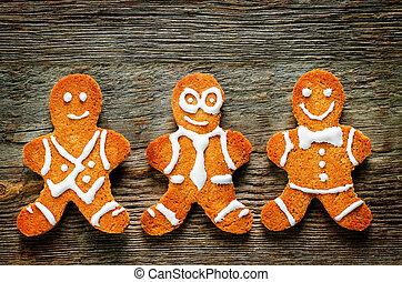 ginger biscuit