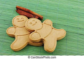 Ginger bread men