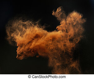 Ginger cloud of a magic dust - Ginger cloud of a magic sand
