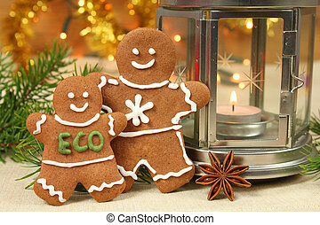 gingerbread人們