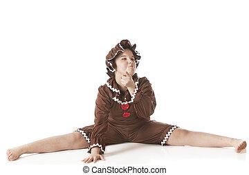 gingerbread, 間抜け, 分裂