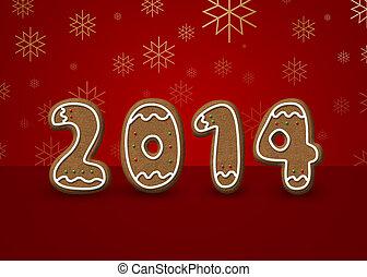 Gingerbread 2014