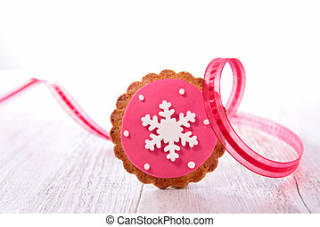 gingerbread cookie for christmas