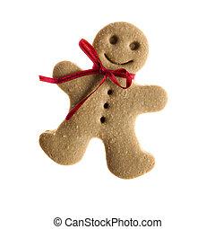 Gingerbread cookie - Homemade Gingerbread man cookie ...