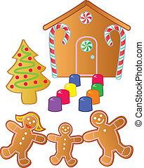 gingerbread, família