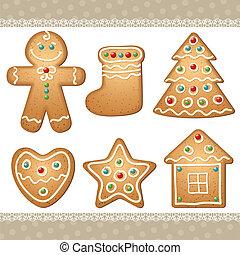 gingerbread, jogo