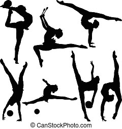 ginnastiche ritmiche