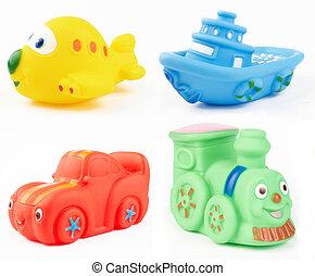 giocattoli bagno