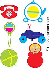 giocattoli bambini