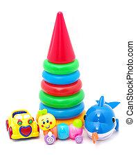 giocattoli, collezione